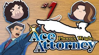 Phoenix Wright 1 - Legal Proclaimers