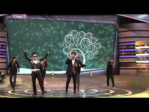 2011 SBS 연예대상 演藝大賞 @  Running Man - December + Rosa