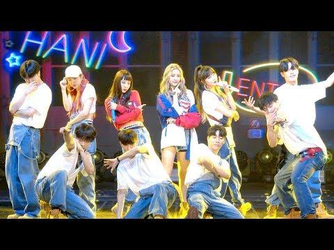 [HD영상] 이엑스아이디(EXID), 타이틀곡 '내일해' 라이브 무대