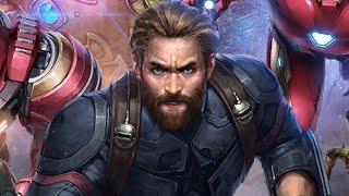 captain america infinity war shadowland floor 19 wave mode solo