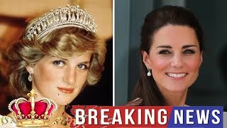 Queen Royal -  Kate Middleton has ONE thing Princess Diana ALWAYS wanted - 'It would've meant EVERYT