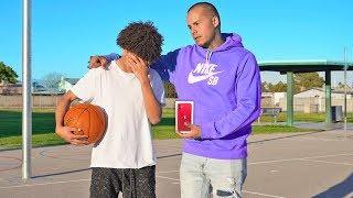 Surprising A Kid Who Gets Bullied With iPhone 11