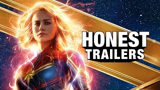 Honest Trailers | Captain Marvel