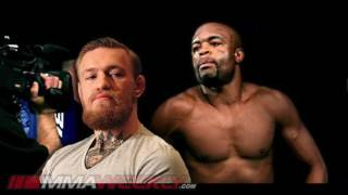 Anderson Silva Seriously Wants to Fight Conor McGregor