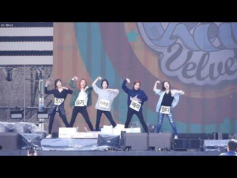 161006 레드벨벳 (Red Velvet) 러시안 룰렛 (Russian Roulette) 드라이리허설 [전체] 직캠 Fancam (AMN 빅콘서트) by Mera