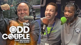 The Odd Couple HOT SEAT With Jason Smith: Sam Darnold, Chargers, Popeyes' Chicken Sandwich