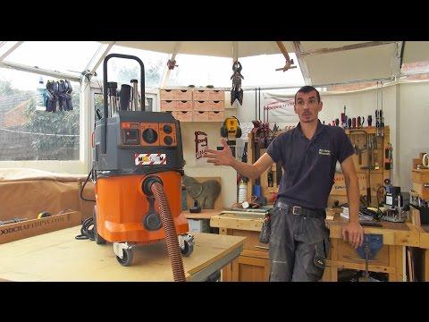 Fein DUSTEX 35 MX AC M Class Wet & Dry Dust Extractor 110v
