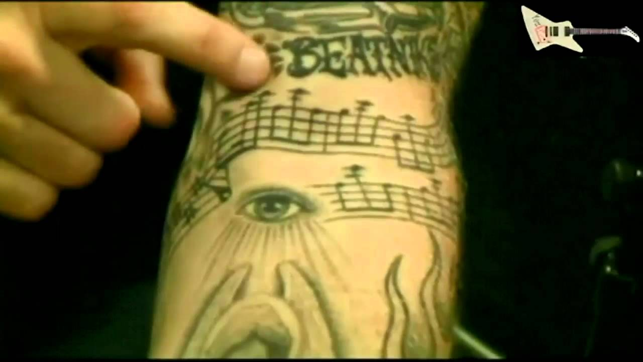 Familiar Tattoo James Hetfield Tattoo