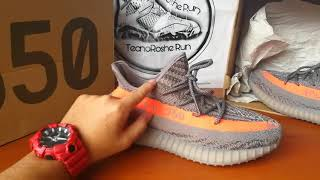 Adidas Yezzy V2 Beluga AAA vs 1.1 / Zapatillas Importadas de China