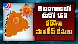 Coronavirus Outbreak: 169 new positive cases in Telangana..
