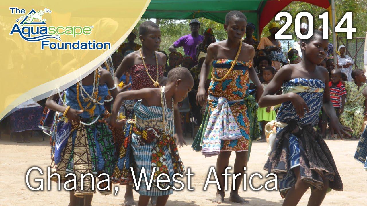 2014 Aquascape Foundation Trip to Ghana, West Africa