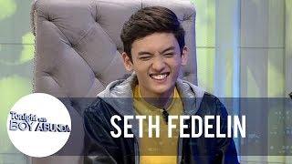 TWBA: Seth admits that he likes Karina