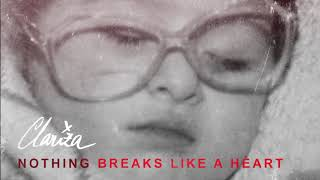 Clariza - Nothing Breaks Like A Heart (Mark Ronson/ Miley Cyrus Cover)