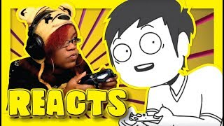 Growing Up With Video Games by Domics   Story Time Animation Reaction