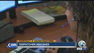 Dispatcher mistakes