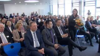 Mannheim'daki Türk kolejinin yeni binası hizmete girdi