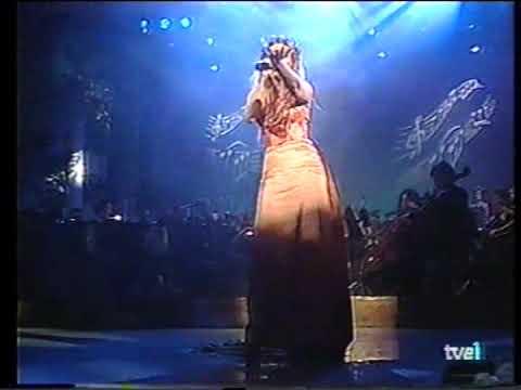 OTI 98 República Dominicana - Me levanto - Claudine Bono