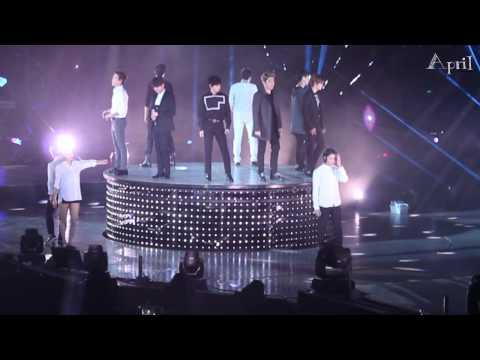 [Fancam] 141122 Super Show SS6 Beijing Evanesce Super Junior