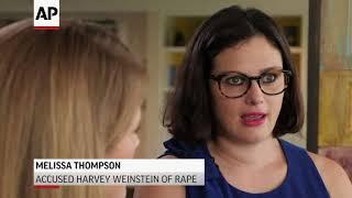 Video shows Weinstein meeting with rape accuser