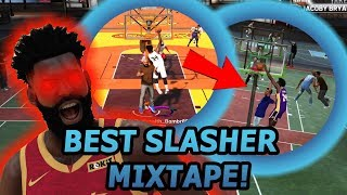 PURE SLASHER MIXTAPE! | GIANNIS SLASHER BUILD! - INSANE CONTACT DUNKS, ALLEY OOPS, + ANKLE BREAKERS