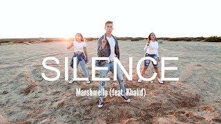 Silence Marshmello (feat. Khalid)   Concept Dance Video