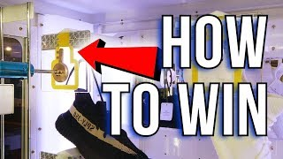 How To Win On The Yeezy Key Master Arcade Machine | Arcade Games Tips & Tricks