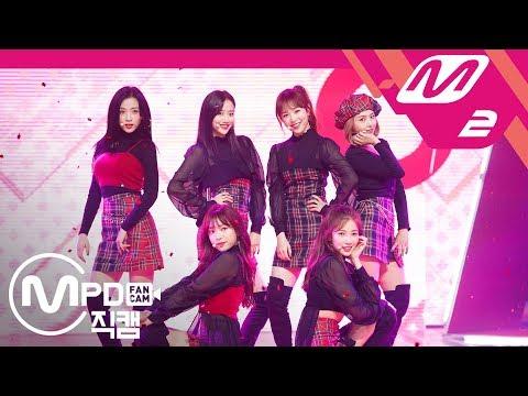 [MPD직캠] 에이프릴 직캠 4K '예쁜 게 죄(Oh! my mistake)' (APRIL FanCam) | @MCOUNTDOWN_2018.10.18