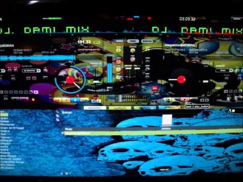dame veneno remix - alkala por dj dami mix