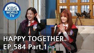 Happy Together I 해피투게더 EP.584 Part.1[ENG/2019.04.25]