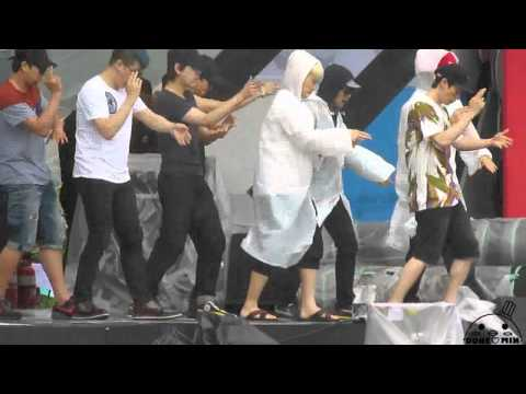 120813 Sokcho MusicCore SPY Rehearsal Focus Sungmin