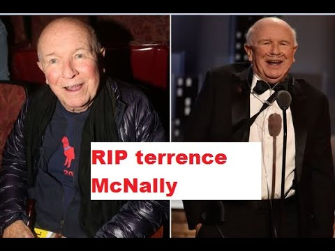 American playwright Terrence McNally, passes away due to COVID-19 complications