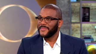 """Tyler Perry reflects on learning from his painful past and """"gift of faith"""""""