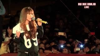 [ Fancam ] Người yêu cũ - hát live  siêu hay
