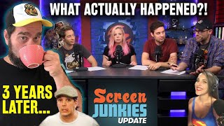 Screen Junkies: What ACTUALLY Happened!? - 3 Years Later: An Honest Trailers Update on Andy Signore