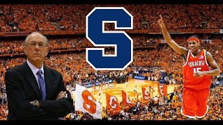Syracuse Basketball Historic Highlights Mix 1900-2015