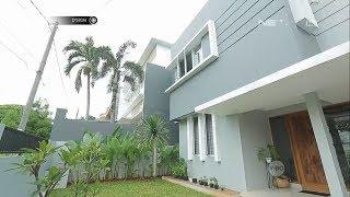 D'SIGN - Konsep Rumah Minimalis  Yang Clean Dan Terbuka