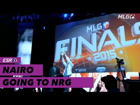 Nairo going to NRG