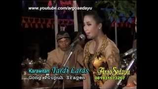 Bowo Ojo Turu Sore Kaki, Eling-eling gechul Tardi Laras