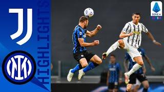 15/05/2021 - Campionato di Serie A - Juventus-Inter 3-2, gli highlights