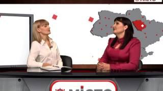 """Гість Міста ефір від 25.10.2016 """"Олена Харченко"""""""