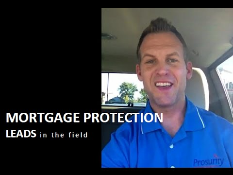 Steps of a successful sale using Mortgage Protection Leads