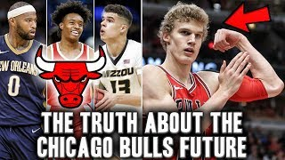 The Truth About The Bulls Future | Lauri Markkanen And Michael Porter Jr.?