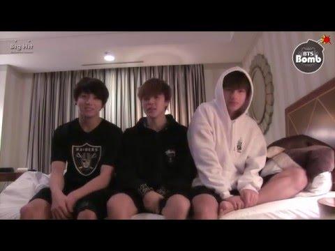 [BANGTAN BOMB] Hide and seek with JM, V, JK (#1)