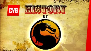 A Komplete History of Mortal Kombat in Games