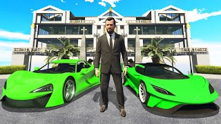 Playing GTA 5 As A BILLIONAIRE!