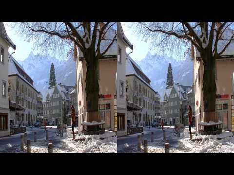 Scenic Switzerland 3D