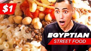 I Tried To Make $1 Egyptian Street Food Dish