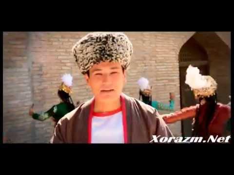 To'lqin Jabborov - Maftuni sari (Official HD video)