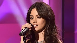 Camila Cabello FREAKS OUT After Debut Album Hits Number 1