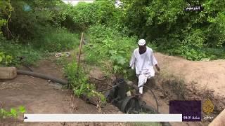 مزارعون سودانيون يشتكون من تأثر زراعتهم بأزمة نقص الوقود     -